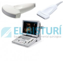 ULTRASONIDO Z6 4D MINDRAY C/ 2 TRANSDUCTORES (CONVEXO Y LINEAL)