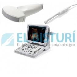 ULTRASONIDO Z6 4D MINDRAY C/ 2 TRANSDUCTORES (CONVEXO Y ENDOCAVITARIO)