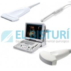 ULTRASONIDO Z6 4D MINDRAY C/ 2 TRANSDUCTORES (CONVEXO, LINEAL Y ENDOCAVITARIO)