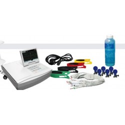 ELECTROCARDIOGRAFO TOUCH 812R TRISMED