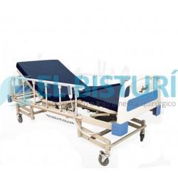 CAMA HOSPITALARIA ELECTRICA 5 POSICIONES MOD. 3